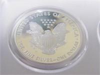 2019 American Eagle, Silver Sets Location Set,