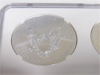 2-2020 American Eagle, Silver 1 Dollar Proof