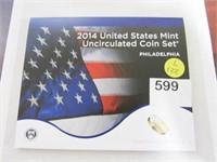 2014 Mint Set Sets