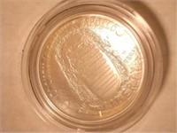 2019 Comm. Silver 1 Dollar Apollo 11 Anniversary