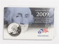 2009-2010 Washington Sets 50 States & Territories