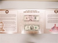 2009 150th Anniversary Currency Set,