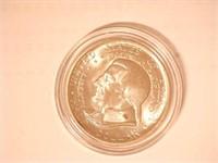 1936 Comm. Silver 50 Cents Cleveland Centennial