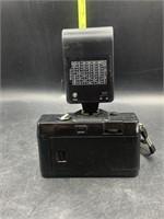 Argus 100 camera with Argus 215 flash