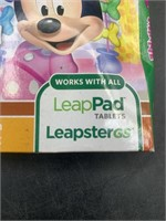 Leap frog reading learning game - new
