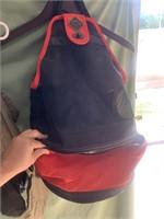 3 bags- 1 bag has a cooler, 1 over the shoulder