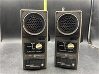 2 General Electric power pack