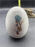 Holly hobbie egg and more