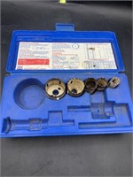Hole saw kit - not complete