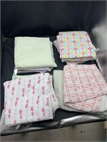 Receiving blankets and more