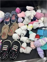 baby shoes and socks! size 3