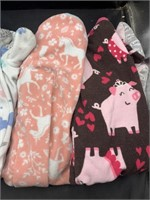 Carter's 12 months baby footed sleepers