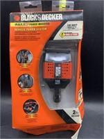 Black & decker vehicle power system- power
