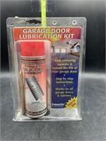 Garage door lubrications kit- new
