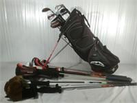 Golf Bag & Clubs