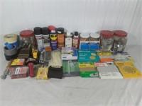 Sanding Discs, Hardware, & More