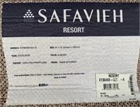 C - NEW SAFAVIEH AUBURN 8X10 AREA RUG (25)