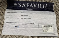 C - NEW SAFAVIEH CINNAMON 8X10 AREA RUG (27)
