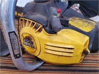 """11 - EAGER BEAVER 14"""" CHAINSAW"""