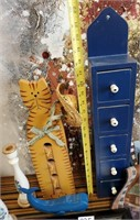 335 - LOT OF HOME DECOR - SEE PICS