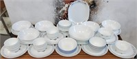 335 - HUGE LOT OF CORELLE DISHES