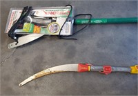 26 - LOT OF 2 TREE BRANCH CUTTERS