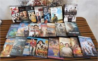 11 - HUGE LOT OF DVD MOVIES - SEE PICS