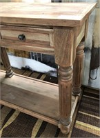 43 - NEW WMC BENGAL MONOR CONSOLE TABLE ($319.95)