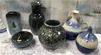 43 - NEW WMC LOT OF 6 BEAUTIFUL VASES