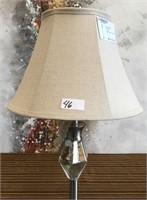43 - NEW WMC TALL TABLE LAMP