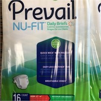 11 - NEW PREVAIL NU-FIT DAILY BREIFS