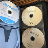 11 - LOT OF MIXED MOVIES - AS IS