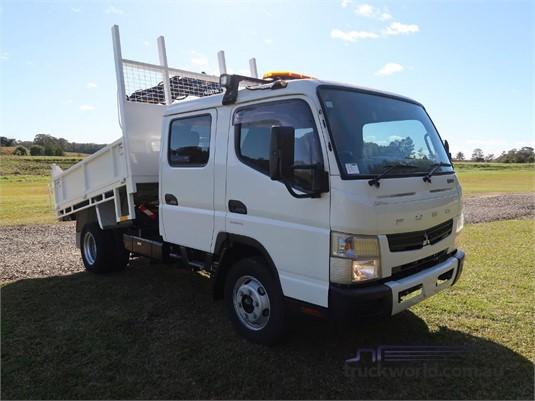 2013 Fuso Canter 815 Wide Crew Cab Auto - Trucks for Sale