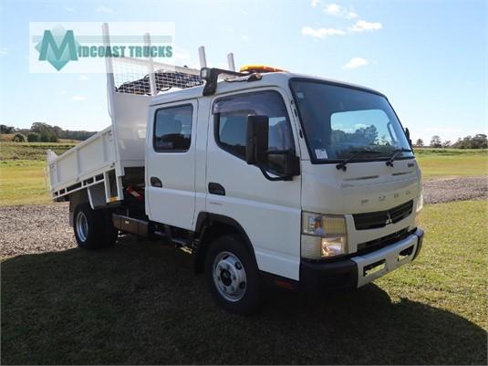 2013 Fuso Canter 815 Wide Crew Cab Auto Midcoast Trucks  - Trucks for Sale