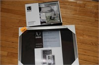 3 UMBRA ITEMS & DISPLAY CASE, BRAND NEW, UNOPENED