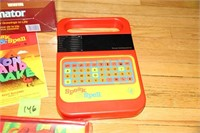 COLLECTOR'S CHILD TOYS: SPEAK & SPELL, ANIMATOR