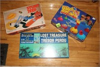 COLLECTOR'S LOT OF 3 VINTAGE GAMES