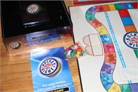 COLLECTORS HOCKEY NIGHT IN CANADA BOARD GAME, NEW