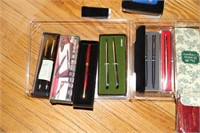 BRAND NEW PENS, BOMBAY CO. COLLECTOR PEN GIFT SETS