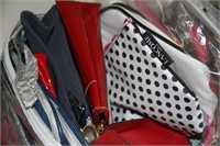 LOT OF OVER 25 MAKEUP BAGS