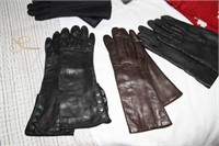 100% LEATHER & OTHER GLOVES/MITS