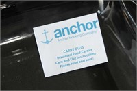 NEW ANCHOR INSULATED FOOD CARRIER WITH HOT/COLD PK