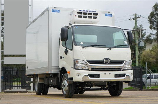 2020 Hino 300 Series - Trucks for Sale