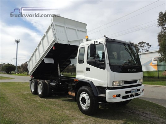 2000 Isuzu FVZ 1400 Auto Japanese Trucks Australia - Trucks for Sale