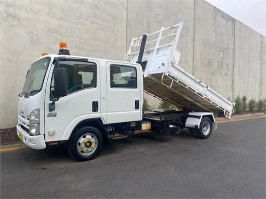 2008 Isuzu NPR - Trucks for Sale