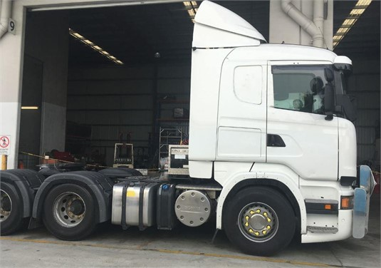 2016 Scania R560 - Trucks for Sale