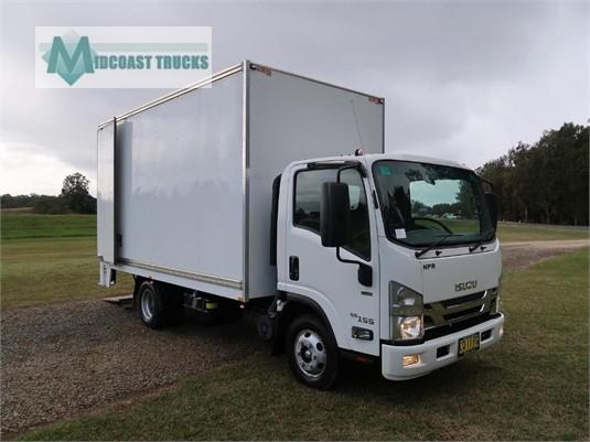 2018 Isuzu NPR 55 155 AMT MWB Midcoast Trucks  - Trucks for Sale