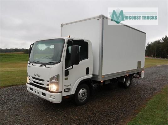 2019 Isuzu NNR 45 150 AMT MWB Midcoast Trucks  - Trucks for Sale