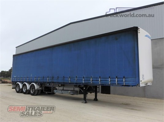 2012 Maxitrans Curtainsider Trailer - Trailers for Sale