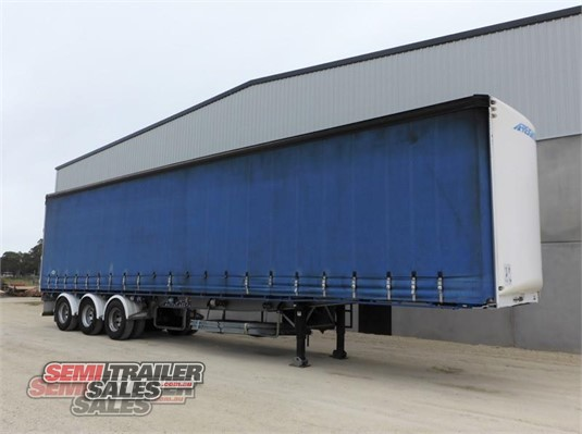 2012 Maxitrans Curtainsider Trailer Semi Trailer Sales Pty Ltd - Trailers for Sale